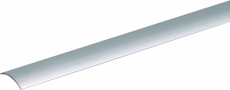 GAH-Alberts - Perfil de unión adhesivo para suelo (aluminio, 900 x 30 mm)