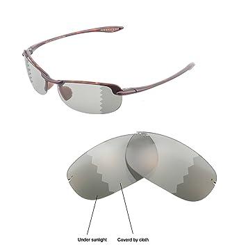 walleva vasos de repuesto para Maui Jim makaha Gafas de sol – más opciones de veces
