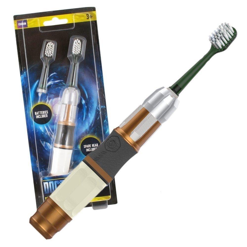 Doctor Who – Cepillo de dientes eléctrico Sonic