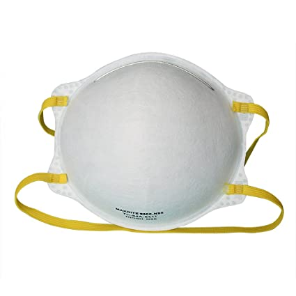 co Amazon N95 uk Dust Particulate Mask Makrite 20-pack Respirator