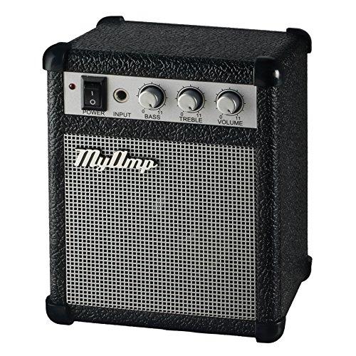 Toysmith Rock On! Retro Amp MP3 Mini Speaker (Guitar Mp3)