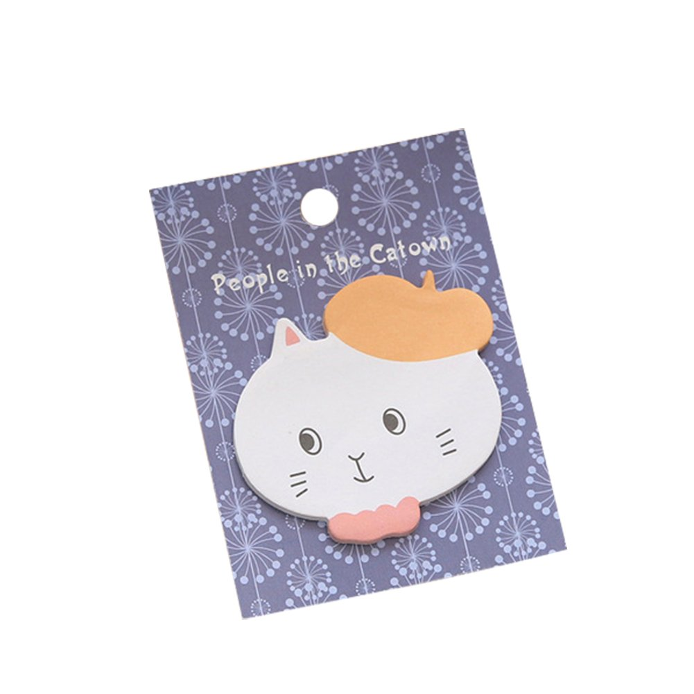 Yonger Sticky Note Memo Reminder Sticker Student Angora Message Note Pad Sticker