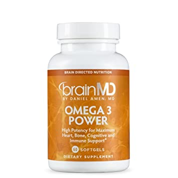 Magnus BrainMD Health Omega 3 Power Reviews, Ingredients, Side Effects