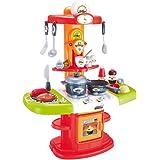 Teorema 65234 - Cucina giocattolo Multifunzione con Accessori