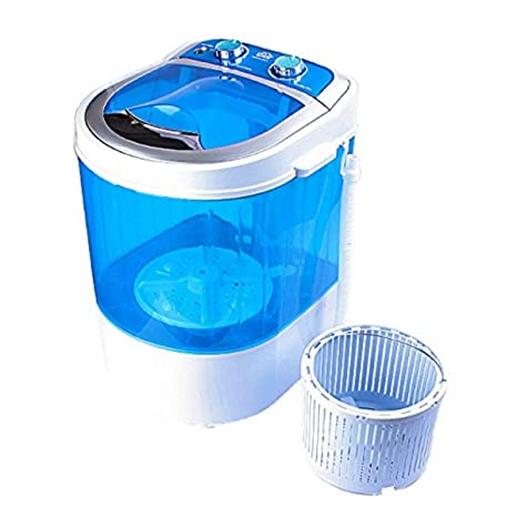 Shen shell Gradient Company Mini Washing Machine with Dryer Basket (3.5kg)