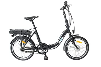 Bicicleta plegable nexus