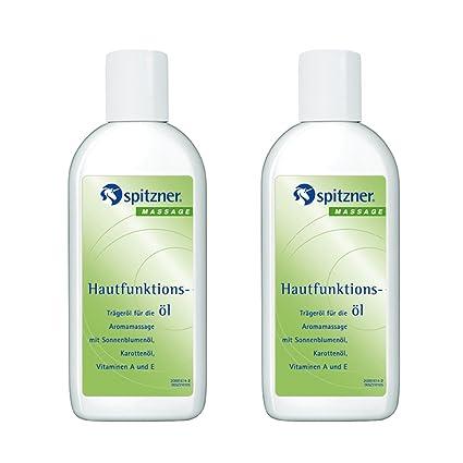 """Aceite funcional para la piel """"Girasol y Zanahoria"""" oferta ventajosa (2 x"""
