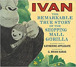 Image result for ivan the shopping mall gorilla