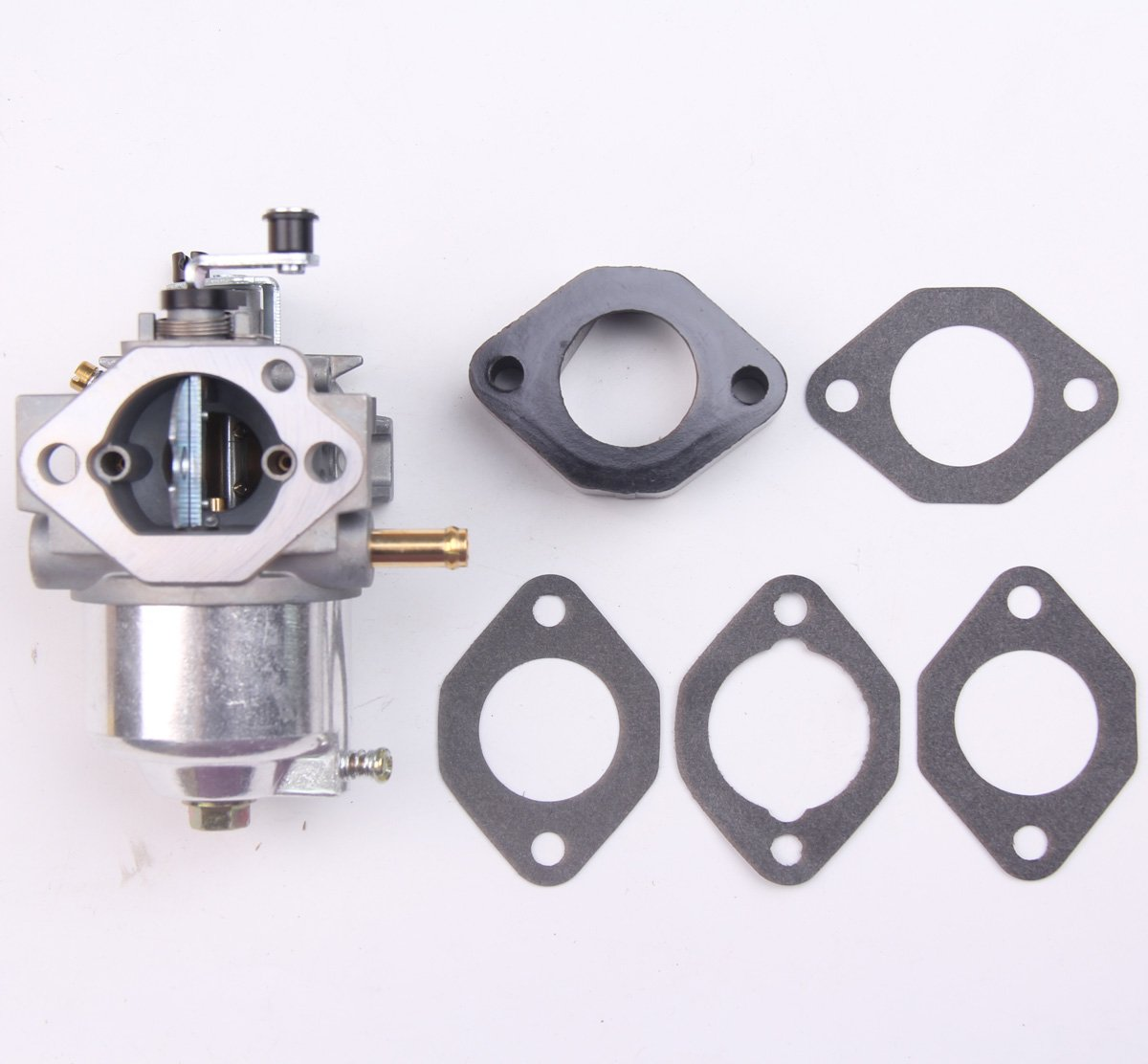 Goodbest New Carburetor GASKETS Replace for Briggs & Stratton 491912 Lawn Garden Mower Engine Carb