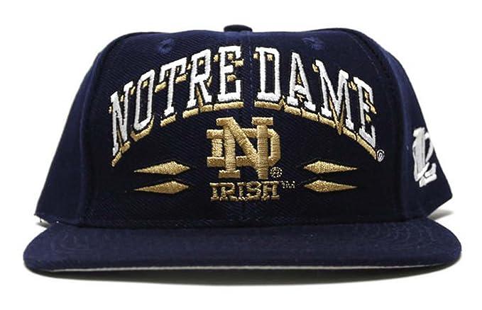 ff6b7b14a294d Amazon.com: Notre Dame Fighting Irish Logo Athletic Retro 90s ...