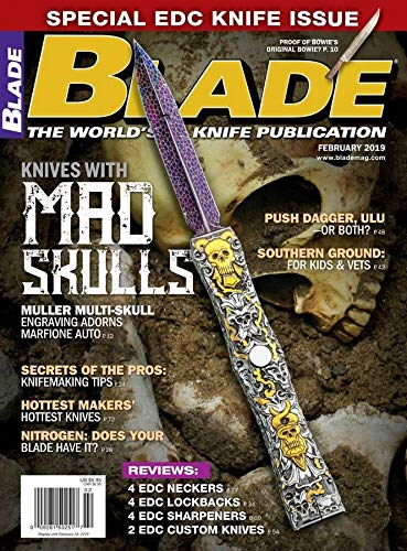 List of the Top 7 blade magazine you can buy in 2020