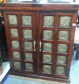 The Lalit Art & Handicrafts Bar Cabinet (BAR0037)