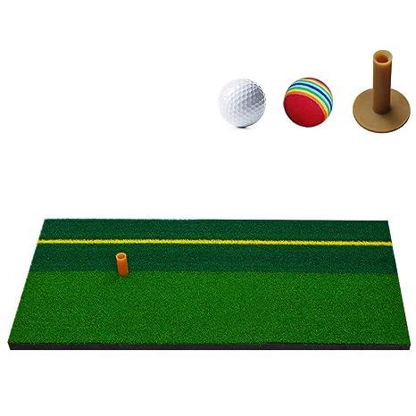 Colchoneta de golf Colchonetas de práctica para columpios de ...