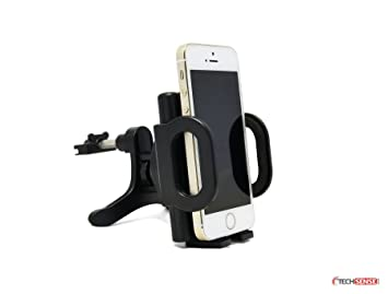 Soporte universal para teléfono móvil y GPS de TechSense, para llevar