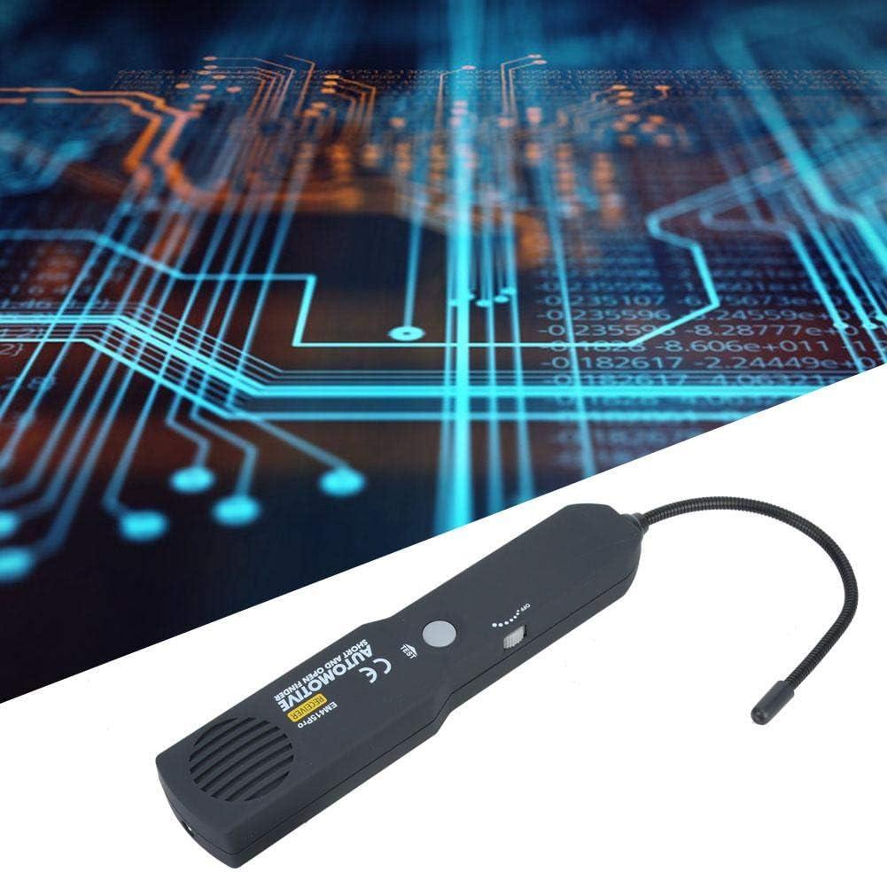 Wandisy Testeur de Circuit EM415 Pro D/étecteur de r/éparation de Voiture pour testeur de Circuits de c/âbles