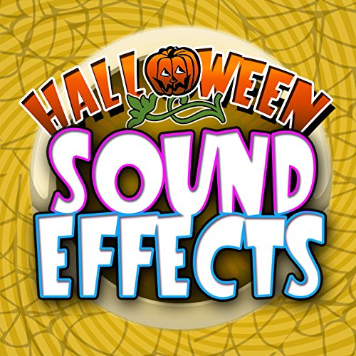 Halloween Sound Effects for $<!--$8.99-->