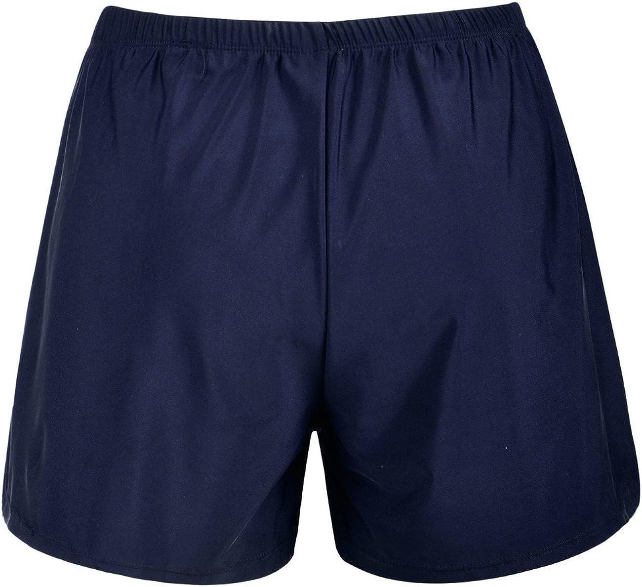 Firpearl Womens Swim Shorts Tankini Bottom Board Shorts Sport Boyleg Trunk Swimwear Bottom