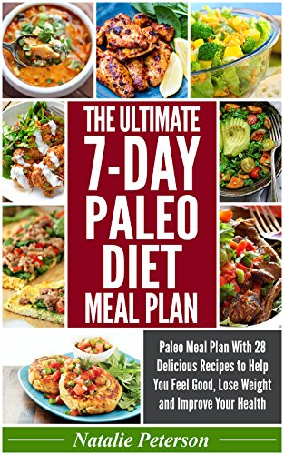 paleo diet paleo diet cookbook recipes dieting losing weight healthy eating recipe book 4
