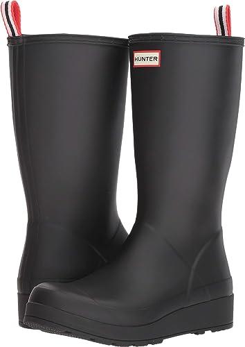 148299098833 Hunter Women s Original Play Boot Tall Rain Boots Black 5 ...
