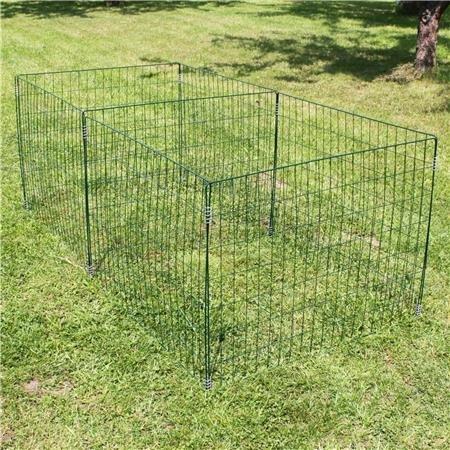 Estexo H&G - Compostador para jardín (Alambre, Malla, para residuos orgánicos): Amazon.es: Jardín