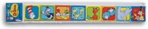 Teaching Tree Classroom Decor Dr. Seuss Deco Wall Borders - Set of 10
