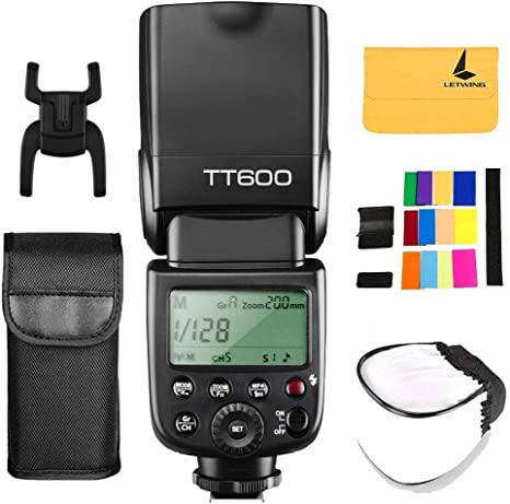 GODOX TT600 Flash Speedlight with Xpro-N Trigger GN60 2.4G Wireless Camera Speedlite for Nikon Camera