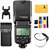 Godox ThinkLite TT600 2.4G Inalámbrico Flash Speedlite Maestro / Esclavo Flash con Construido-en Disparo Sistema para…