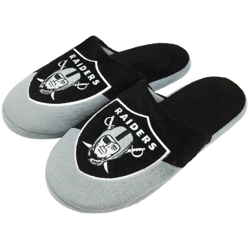 75893aa3 Amazon.com : FC NFL Men's Colorblock Slide Slippers - Choose Your ...