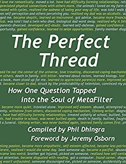The Perfect Thread: How One Question Tapped into the Soul of MetaFilter by [Dhingra, Phil]