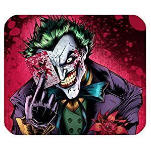 Rectangle Mouse pads Film Batman Joker design for fans