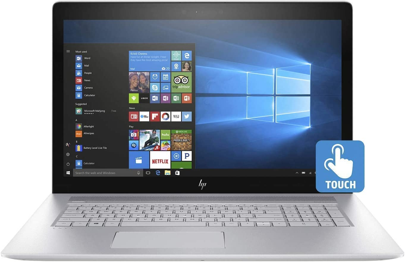 Hp Envy 17t Laptop Premium 2019, Intel Quad-Core i7-8565U, 17.3