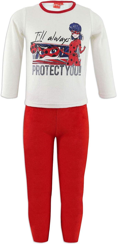 Miraculous LadyBug e Cat Noir - Pijama Premium de terciopelo ...