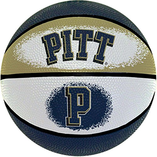 Pittsburgh Panthers Basketball Team (NCAA Pittsburgh Panthers Mini Basketball, 7-Inches)
