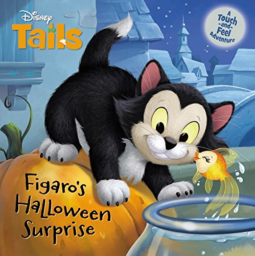 Disney Tails Figaro's Halloween Surprise -