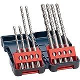 Bosch 2607019903 Foret SDS-Plus-3 pour perforateur set de 8 pièces