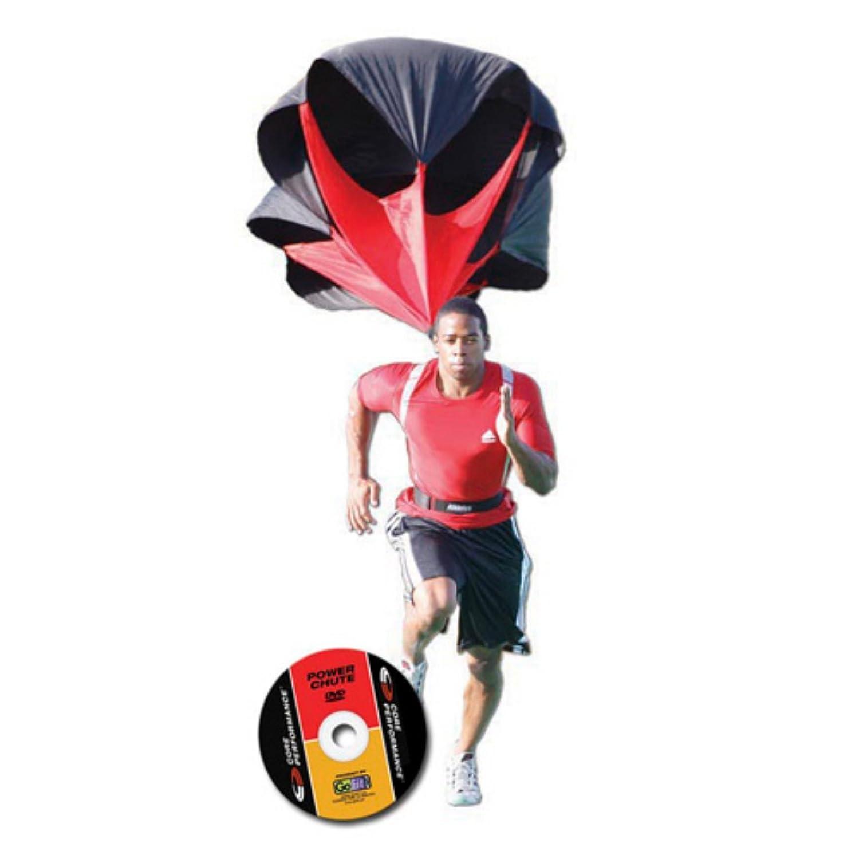 GoFit Power Chute paracaídas con arnés Ajustable: Amazon.es ...
