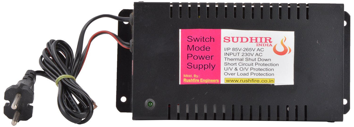 Sudhir Power Supply 12v20amp Black Switchmode Psu Protection Circuit