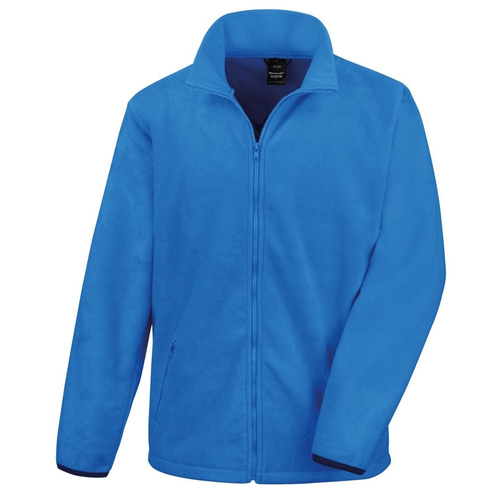 Result Mens Core Fashion Fit Outdoor Fleece Jacket