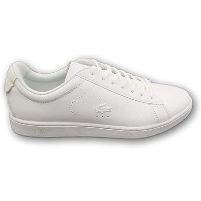 c945aba109f15 Lacoste Men s Carnaby Evo 318 7 SPM LTH Sneaker