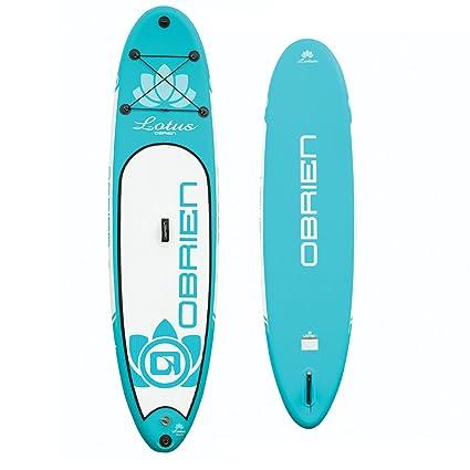 Amazon.com: O Brien Lotus ISUP hinchable Kit 2181220 ...