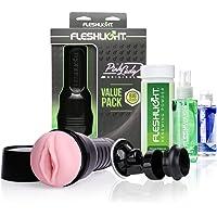 Fleshlight Pink Vagina Textura Original Value Pack. Masturbador