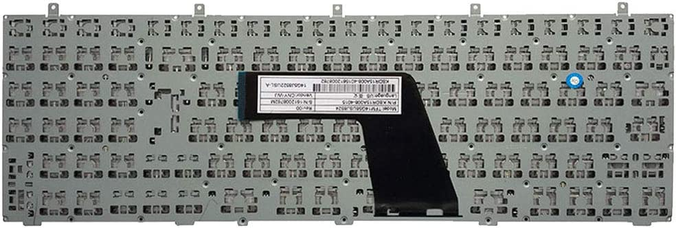 New Laptop Replacement Keyboard Fit Shinelon T1 KBDR15A008-4015 1612008762M US Layout