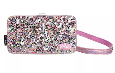 667b93c8d00d Smiggle Dreamy Purse With Strap - Pearly Pink Glitter  Amazon.co.uk ...