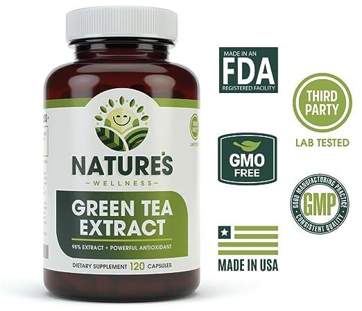 Amazon.com: EGCG - Cápsulas de extracto de té verde ...