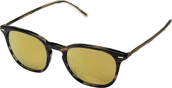 19ef85d5be0e7 Image Unavailable. Image not available for. Color  Oliver Peoples HEATON  OV5364SU - 1611W4 Sunglasses ...