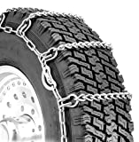 Security Chain Company QG2214CAM Quik Grip Light Truck Type CAM LSH Tire Traction Chain - Set of 2 by Security Chain