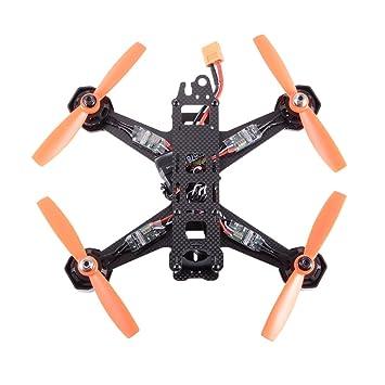 XCSOURCE® Cuadracóptero Dron de Carreras FPV RTF Tamaño Razer 210 ...