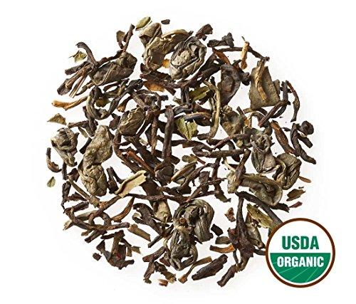 (Vanilla Mint Tea - Organic - Loose Leaf - Bulk - Non GMO - 91 Servings)