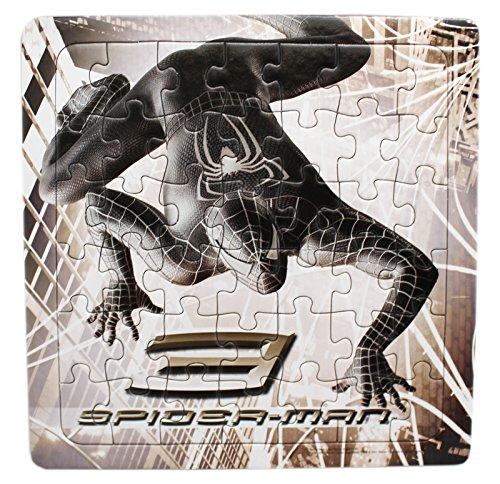 Spiderman 3 Symbiote Costume (Spider-Man 3 Symbiote Costume Spider-Man Puzzle (42pc))