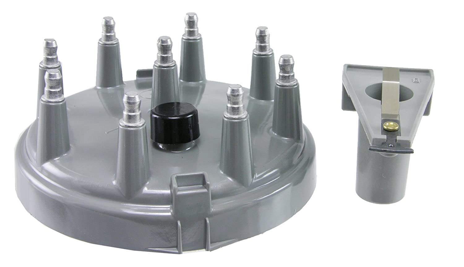 WVE by NTK 3D1116 Distributor Cap and Rotor Kit